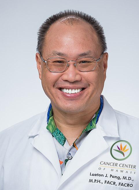 Dr. Laeton J. Pang
